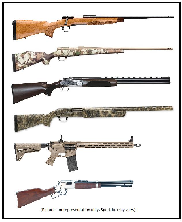 Stevinson's Hunter's Dream Six Gun Package
